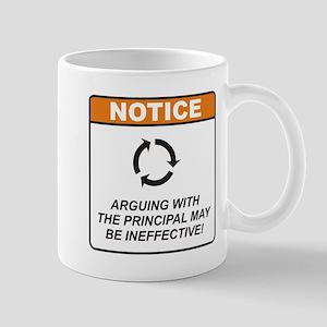 Principal / Argue Mug