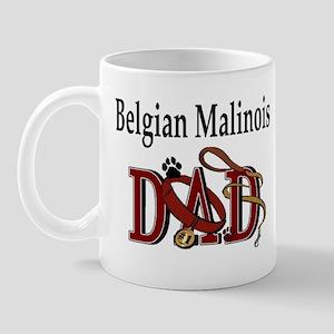 Belgian Malinois Dad Mug