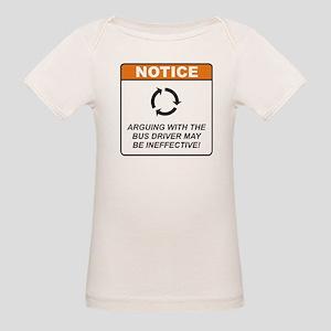 Bus Driver / Argue Organic Baby T-Shirt