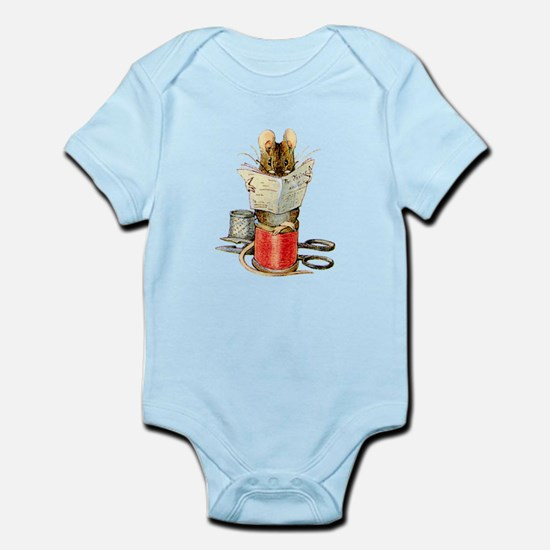 The Tailor of Gloucester Infant Bodysuit