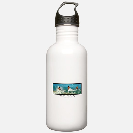 Cute Color photography Water Bottle