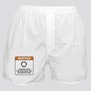 Mechanic / Argue Boxer Shorts