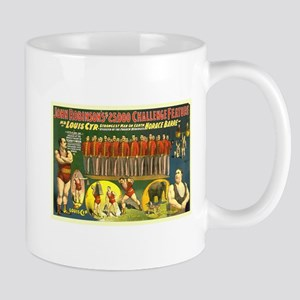 The Strongest Man On Earth Mug