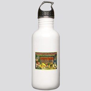 The Strongest Man On Earth Stainless Water Bottle