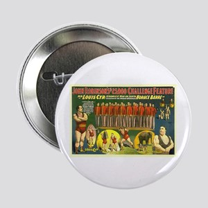 "The Strongest Man On Earth 2.25"" Button"