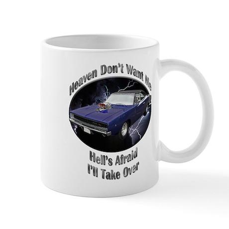 Dodge Charger R/T Mug