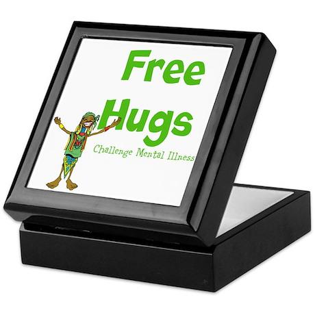 Free Hugs Keepsake Box