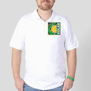 Solar Energy Golf Shirt