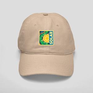 Solar Energy Cap