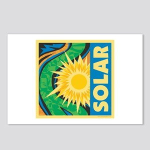 Solar Energy Postcards (Package of 8)
