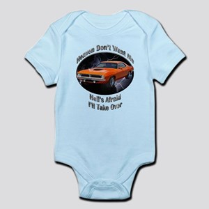 Plymouth Barracuda Infant Bodysuit