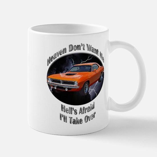 Plymouth Barracuda Mug