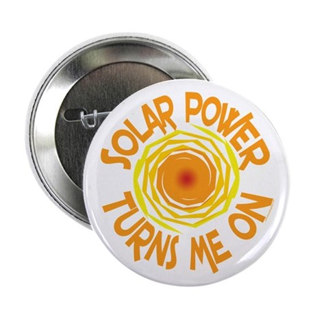 """Solar Energy 2.25"""" Button (10 pack)"""
