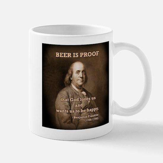 Ben/Beer 1-Side Mug