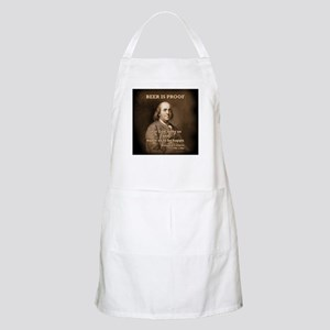 Ben on Beer Apron