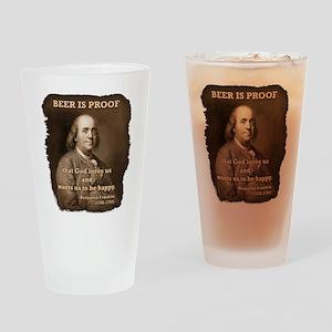 Ben/Rag-Edge Drinking Glass