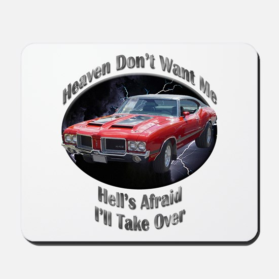 Olds 4-4-2 Mousepad