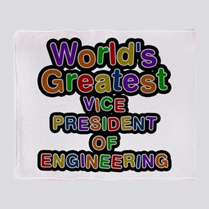 World's Greatest VICE PRESIDENT OF ENGINEERING Thr