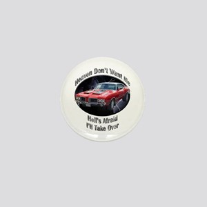 Olds 4-4-2 Mini Button (10 pack)