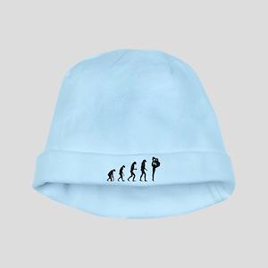 Evolution ballet baby hat