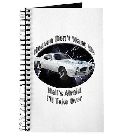 Pontiac Trans Am Super Duty Journal