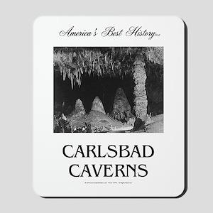 Carlsbad Caverns Americasbesthistory.com Mousepad