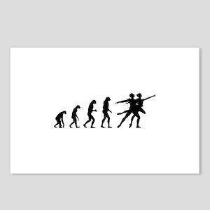 Evolution ballet Postcards (Package of 8)
