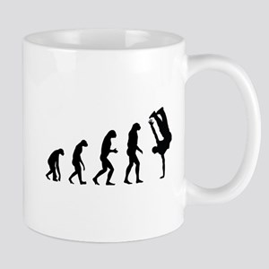 Evolution bboy Mug