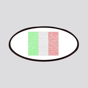 Italian Cities Flag Patches