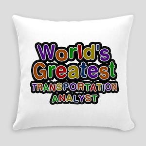 World's Greatest TRANSPORTATION ANALYST Everyday P