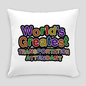 World's Greatest TRANSPORTATION ATTENDANT Everyday