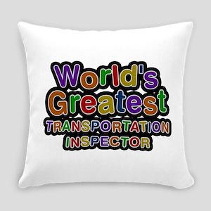 World's Greatest TRANSPORTATION INSPECTOR Everyday