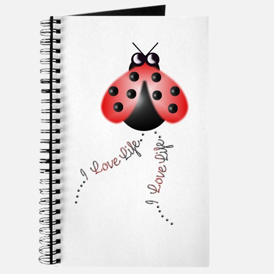 Ladybird Trails 1 Journal