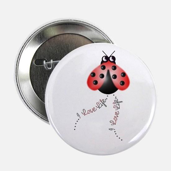 "Ladybird Trails 1 2.25"" Button"