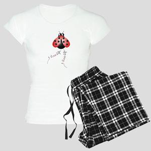 Ladybird Trails 1 Women's Light Pajamas
