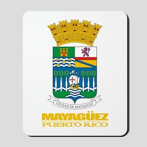 Mayaguez COA Mousepad