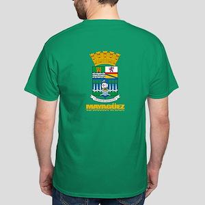 Mayaguez COA Dark T-Shirt