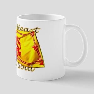 Scotland In My Heart Mug Mugs