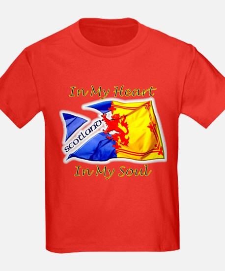 Scotland in my heart T
