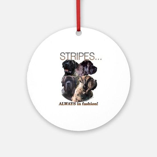 Mastiff 80 Ornament (Round)