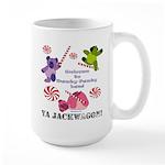 Mamby Pamby Land Jackwagon Pa Large Mug