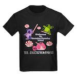 Mamby Pamby Land Jackwagon Pa Kids Dark T-Shirt
