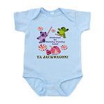 Mamby Pamby Land Jackwagon Pa Infant Bodysuit