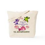 Mamby Pamby Land Jackwagon Pa Tote Bag
