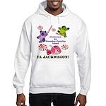Mamby Pamby Land Jackwagon Pa Hooded Sweatshirt