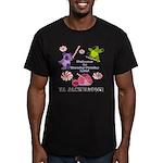 Mamby Pamby Land Jackwagon Pa Men's Fitted T-Shirt
