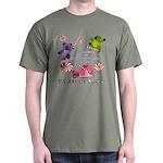 Mamby Pamby Land Jackwagon Pa Dark T-Shirt