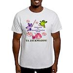 Mamby Pamby Land Jackwagon Pa Light T-Shirt