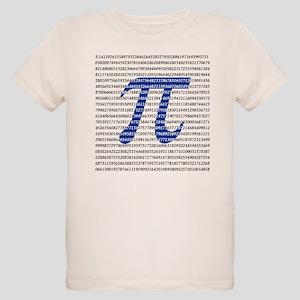 1000 Digits of Pi Organic Kids T-Shirt