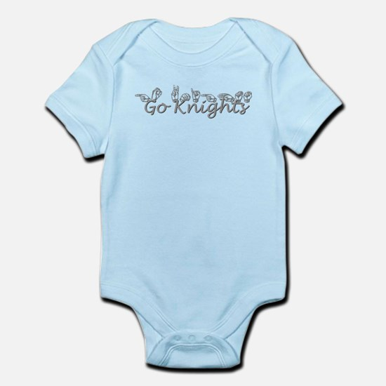 Team Spirit Infant Bodysuit